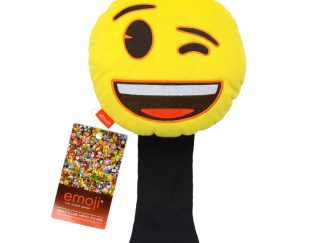 emoji-headcover-knipoog-emgh006_headcover_wink