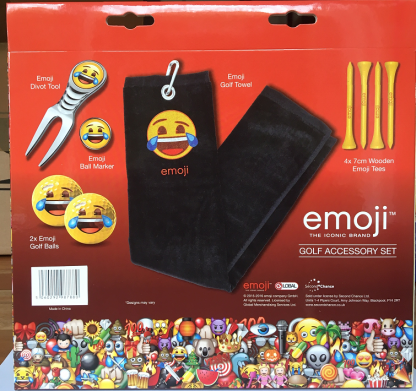 Emoji-golf-accessoire-set-2