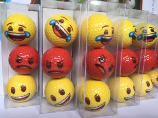 smiley-golfballen-lachen-boos-huilen-van-geluk-groep-2